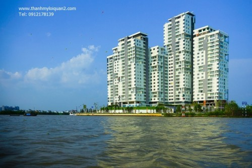 Diamond Island Apartment District 2